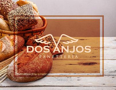 Dos Anjos - Brand identity