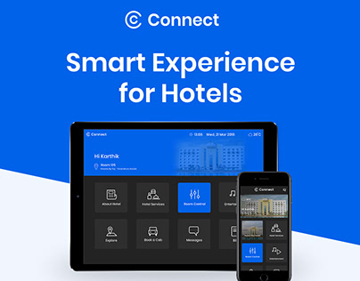 Cantiz Connect - Smart Experience for Hotels