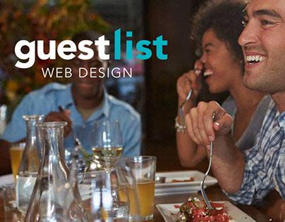 GuestList Web