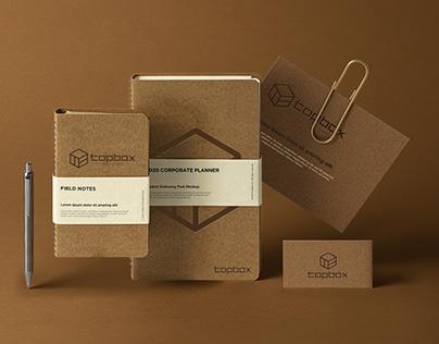 Top Box Manufacturing | Brand Identity
