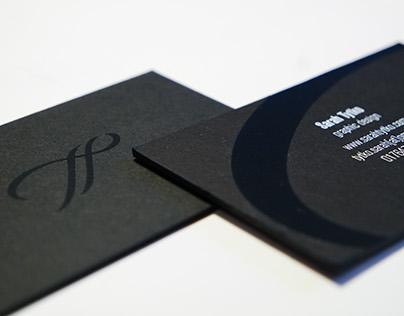 Self Branding // Business Cards