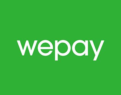 WePay — Brand Redesign