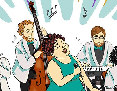 Juana y los Heladeros del Tango