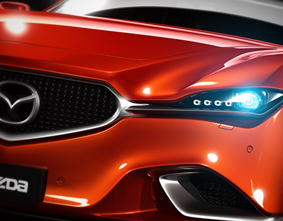 Concept of Mazda for 2015 contest of Mazda Design.