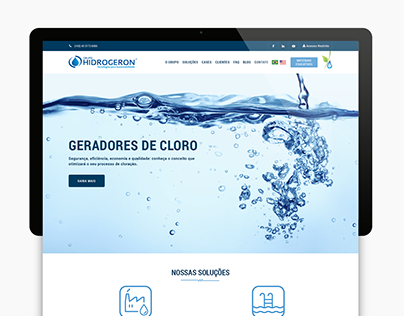 Website - Hidrogeron