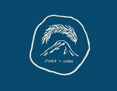 Finca La Loma - Logo Design