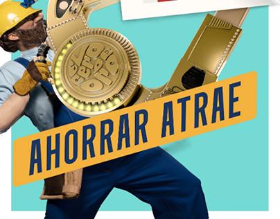 El Cero de Oro de APAP 2019 - Ahorrar Atrae