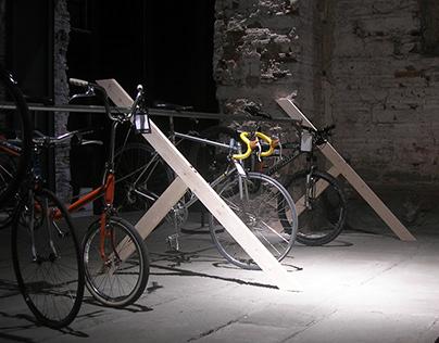 SUN68 | Bike Valet Parking for BFF