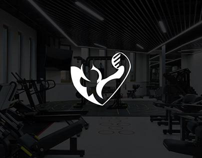 Logo Design for LK Power GYM