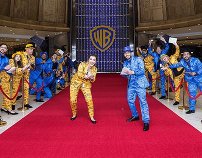 Warner Bros Abu Dhabi opening