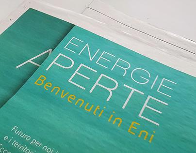Eni | Energie Aperte