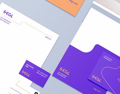 Segl Brand Identity Design.