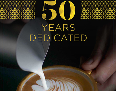 Peet's 50th Anniversary Gold Bean