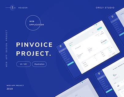 Invoicing web app design 📝