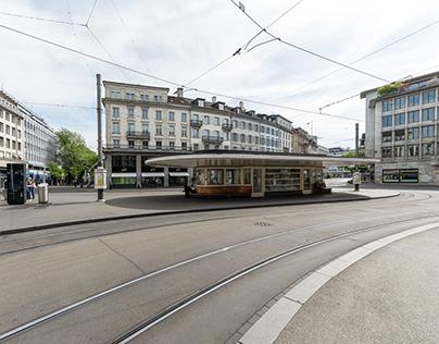 Zürich im Lockdown