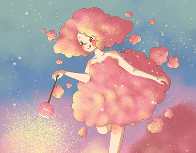 Cotton Candy Fairy