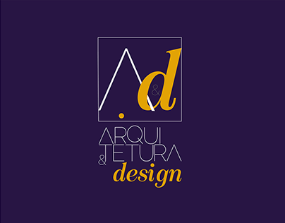 """Identidade Visual """"Arquitetura & Design"""""""