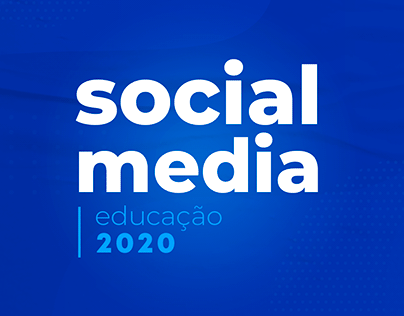 Social Media 2020 // Colégios