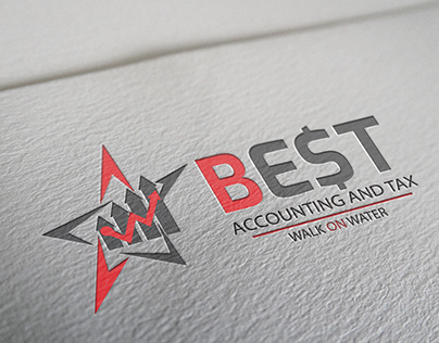 Best accounting and tax branding Logo (UK)