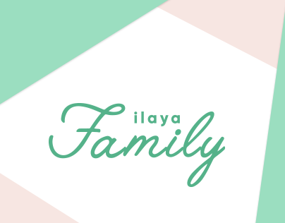 Ilaya Family Corporate identity / website
