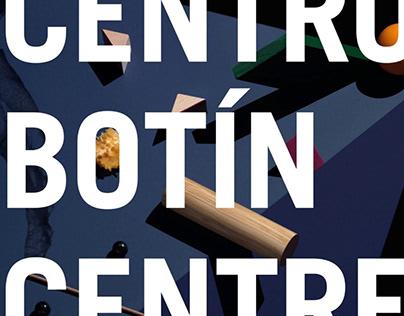 Centro Botín: Branding