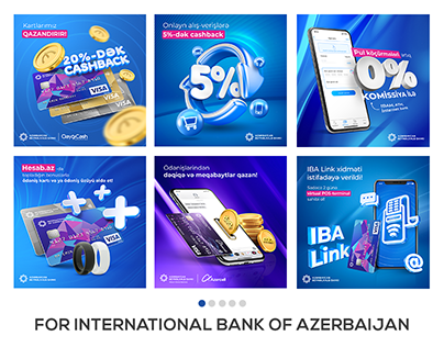 For International Bank of Azerbaijan