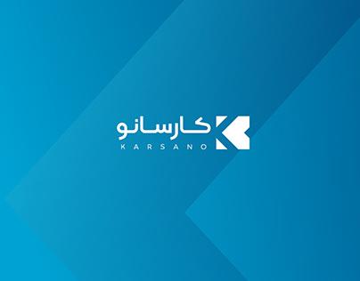 Karsano Logo & CI