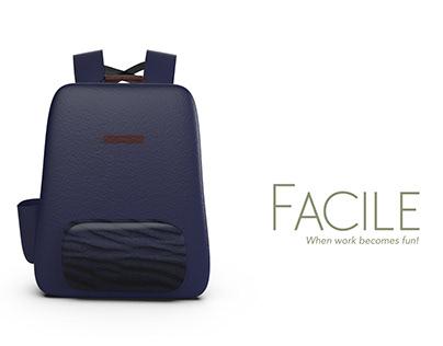 Facile: Work bag for Women