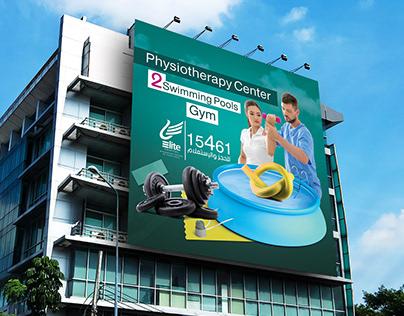 Elite Hospital Billboard