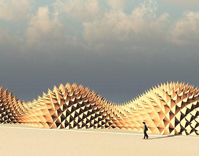 Sine Pavilion (Concept)