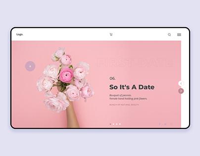 Homepage /Challenge 06.