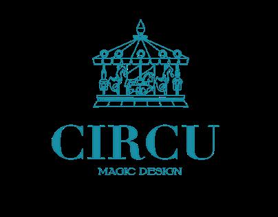 Branding . Circu Magic Design
