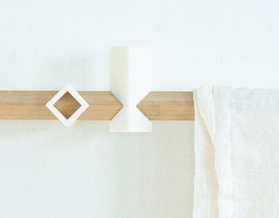 Pixel Modular Hanger
