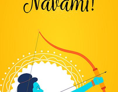 Happy Srirama Navami Contact us: Brandgear