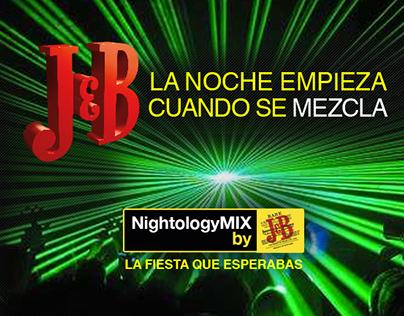 CAMPAÑA WISHKEY J&B