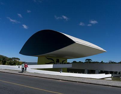 Arquitetura Museu Oscar Niemeyer