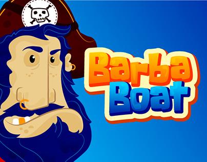 Barba Boat - Game iOs