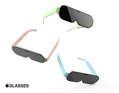 Apple Glasses & realityOS - Concept