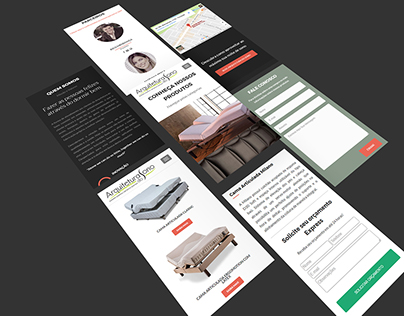 Web Design - Arquitetura do Sono