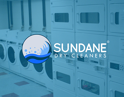 BRANDING FOR SUNDANE DRY CLEANERS