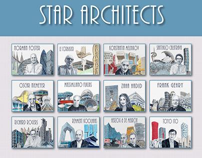 STAR ARCHITECTS