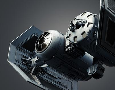 Star Wars Battlefront II - Tie Bomber