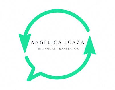 Angelica Icaza - Translation Portfolio
