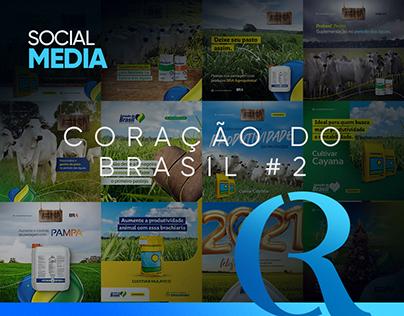 Social Media   Coração do Brasil #2