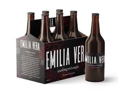 Beer/Sangria package design