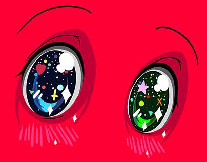 Mcflyy eyes