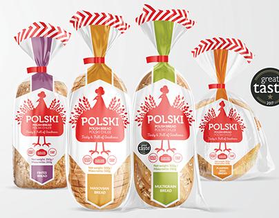 Polski Bread Packaging