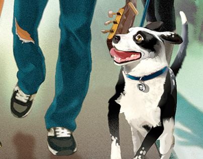 I SUPEREROI di NEW POLIS - Il Mistero Dei Cani Scompars