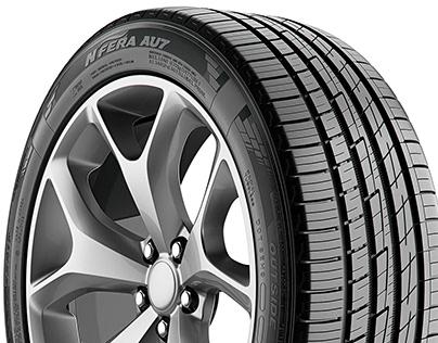 Nexen Tire Lineup - CGI & Retouching
