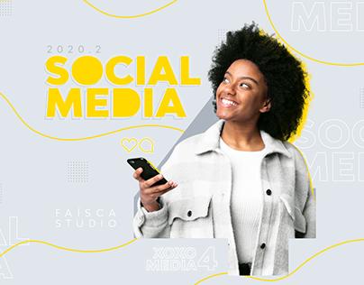 Social Media #4 - 2020.2